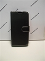 Picture of LG K10 Black Leather Wallet Case