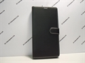 Picture of Sony Xperia XA Ultra Black Leather Wallet Case.