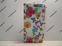 Picture of Smart Ultra 6 Butterfly Floral Leather Wallet Case