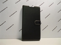 Picture of Xperia T2 Ultra Black Leather Wallet Case.