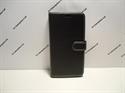 Picture of Alcatel Shine Lite Black Leather Wallet Book Case