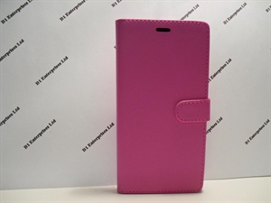 the latest 5faa3 c59d5 Alcatel Pixi 4 6 inch 4G Pink Leather Wallet Book Case| Huawei cases ...