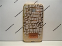 Picture of Samsung Galaxy J3 2016 Patterned Grey Gel Cover