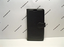Picture of Galaxy A3 Black Leather Wallet Case
