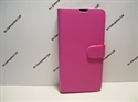 Picture of LG K8 2017 Pink Leather Wallet Book Case