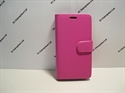 Picture of ZTE Blade A110 Pink Leather Wallet Case