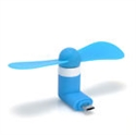 Picture of Blue Mobile Phone Fan