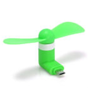 Picture of Green Mobile Phone Fan