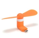 Picture of Orange Mobile Phone Fan