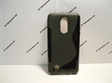 Picture of LG K8 2017 Black S Wave Gel Cover