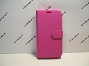 Picture of Galaxy A5 2017 Pink Leather Wallet Case