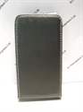 Picture of HTC One V Black Leather Case