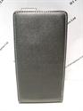 Picture of Xperia U, St25i Black Leather Flip Case