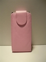 Picture of LG KC910 Pink Leather Case