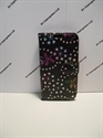 Picture of Nokia 5 Black Floral Glitter Leather Wallet Case