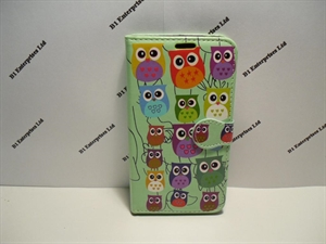 Picture of Nokia 5 Multi Owl Leather Wallet Case