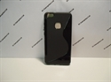Picture of Huawei P10 Lite Black S Wave Gel Cover