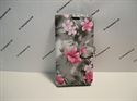 Picture of LG K4 2017 Grey Floral Leather Wallet Case