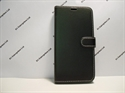 Picture of Huawei Mate 20 Black Leather Wallet Book Case