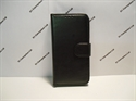 Picture of Samsung Galaxy J4 Plus Black Leather Book Case