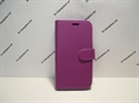 Picture of Nokia 1 Purple Leather Wallet Case