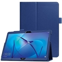 Picture of Huawei Mediapad M5 10 Blue Folio Leather Case