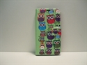 Picture of Huawei Y6 2019 Multi Owl Leather Wallet Case