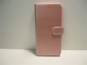 Picture of Oppo A52-A72 Rose Pink Leather Wallet Case