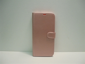 Picture of Huawei P Smart 2021 Rose Pink Leather Wallet Case